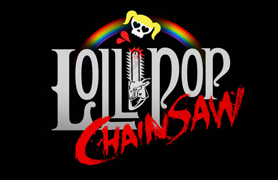 Logo du jeu Lollipop Chainsaw